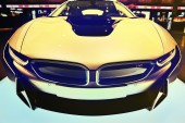 Carro de luxo — Foto Stock