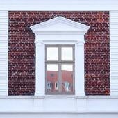 Alte dänische haus — Stockfoto