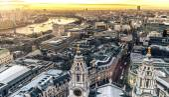 Der londoner — Stockfoto