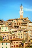 Siena, Tuscany, Italy — Fotografia Stock