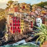 Riomaggiore, Cinque Terre, Italy — Stock Photo #66665379