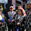 Pearly Kings and Queens raise funds for charity — Stock Photo #74012445