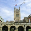 A tower of  House of Parliament — Stock Photo #74013137