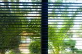 Window blinds — Stock Photo