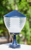 Lantern in the garden — Stock Photo