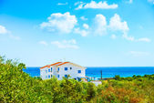 House on the island of Cyprus — Stock Photo