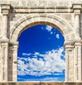 Arch in the fortress — Stock Photo