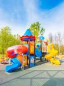 детская площадка — Стоковое фото