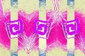 Abstracte kleur ontwerp kunst — Stockfoto