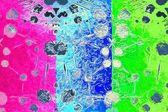 抽象色彩设计艺术 — 图库照片