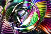 Art abstraction light color — Stockfoto