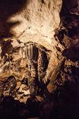 Postojna caves — Stock Photo