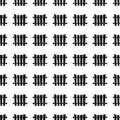Vector seamless pattern. Tiling. — Stock Vector