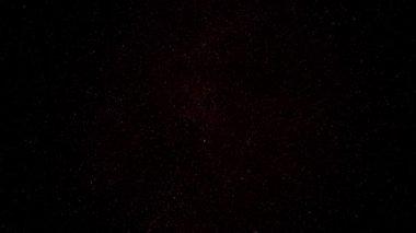 Stars at night. — Stock Video