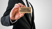 Technical consulting — Stock Photo