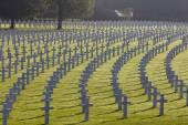 Henri-Chapelle American Cemetery and Memorial, Those Who Sacrificed — Stock Photo