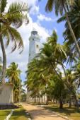 Lighthouse, Southern Tip of Sri Lanka — Stock Photo