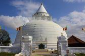 Majestic Stupa, Tissa, Sri Lanka — Stock Photo