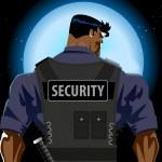 Police man — Stock Vector #55742799