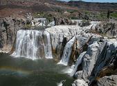 Idaho's Shoshone Falls — Stock Photo
