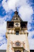 Peles castle, Sinaia, Romania — Stock Photo