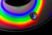 Psychedelic color — Stock fotografie