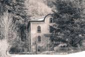 Isolated house — Stock Photo