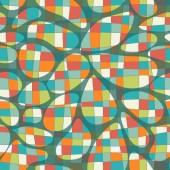 Spotty pattern — Stock Vector