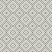 Abstract seamless geometric monochrome diagonal pattern. — 图库矢量图片