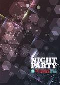 Vecteur de partie de nuit — Vecteur