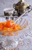 Jam from kumquats — Stock Photo