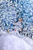 Christmas composition — Fotografia Stock