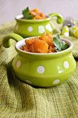 Steamed vegetable — Stock Photo