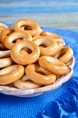 Small bagels — Stock Photo