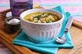 Pearl arpa çorbası — Stok fotoğraf
