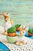 The composition of Easter — ストック写真