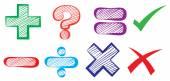 Mathematical symbols — Vecteur