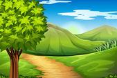 Land resources — Stockvector