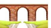 Bridge — Stock vektor