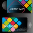 Business card — Stock Vector #59942659