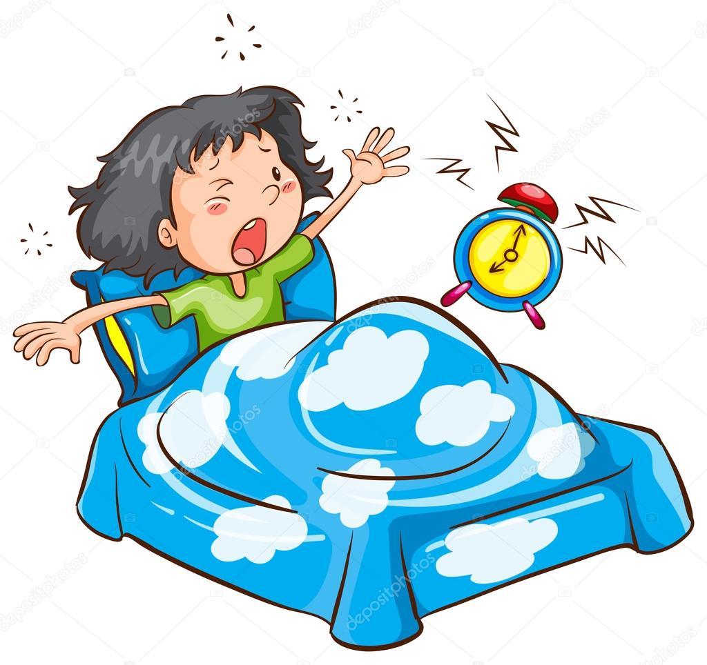 por la ma u00f1ana vector de stock 61606287 depositphotos wake up clipart free wake up clipart