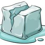 Ice cube — Stock Vector #69457285