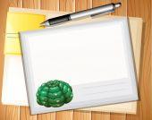 Enveloppe — Vecteur