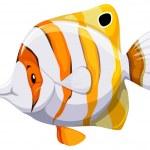 A fish — Stock Vector #73290589