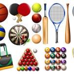 Sports — Stock Vector #77917098
