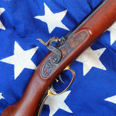 The Great Plains Rifle — Stock Photo