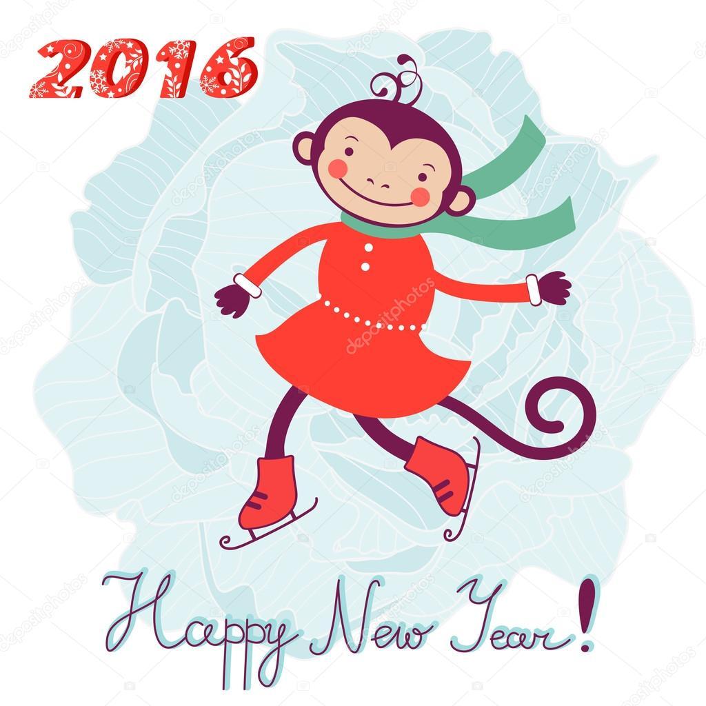 """Je vous souhaite une merveilleuse année""  DAY BY DAY KIM WILDE"