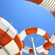 Water slides — Stock Photo #52945235