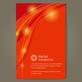 Neutral banner — Stock Vector