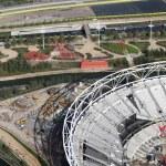 London olympic stadium — Stock Photo #57501253